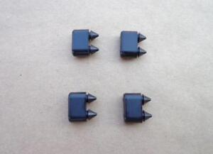 DOOR BUMPERS! -SHOW QUALITY!49-'57 BUICK CHEVY OLDS C4&C5 CORVETTE  VETTE 64-42X