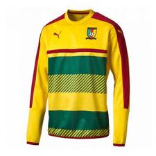 Maglie da calcio di squadre nazionali gialli PUMA