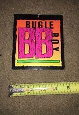 bugle boy Clothing Hang Tag 90s Vintage Neon Bb Z Cavaricci Surf Maui
