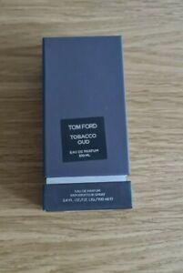 Tom Ford Tobacco Oud Eau De Parfum 3.4 Oz 100 Ml Spray New In Box Sale