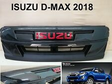 ISUZU D-Max 1.9 Front Grille Grill PARTS REDLOGO STYLE Kevla film carbon 20118