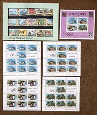 1970's/1980's, Kiribati Stamps