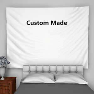 personalized Custom Made Tapestry Art Wall Hanging Sofa Table Bed Cover Poster