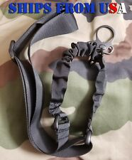 COMBO - Single Point AR Sling System with DUAL LOOP Sling Plate - NEW - BLACK