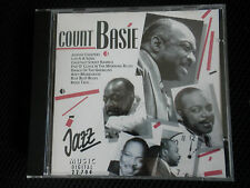 """""""COUNT BASIE"""" JAZZ CD IN TOP CONDITION"""