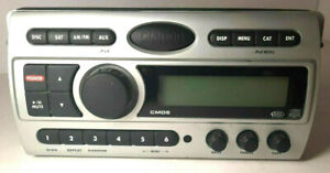 Clarion CMD5 Marine AM-FM CD/Mp3 iPod SatReady Marine Stereo Reciever v2