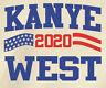KANYE WEST 2020 T-Shirt for US President Deez funny election America vote