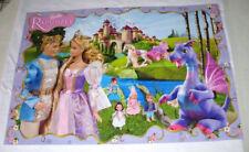 Barbie als Rapunzel Poster NEU Mädchen Wand Dekoration