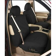 Covercraft SS2549PCCH SeatSaver Seat Covers (Front Row Only), Charcoal Black NEW
