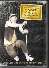 sealed new DVD kaiser chiefs employment album documentary