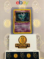Misdreavus 11/64 1st Edition NM Near Mint Neo Revelation Rare Holo Pokemon Card