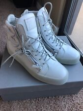 Guiseppe Zanotti Sneakers Grey Wings Size 45  US 12D