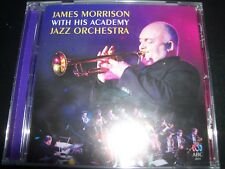 JAMES MORRISON With His Academy Jazz Orchestra (Australia) CD – New