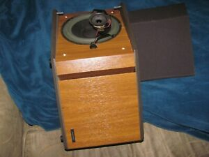 Vintage 1x RIGHT only Bose 4.2 Stereo Everywhere Speaker 1985 Good shape WORKS