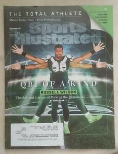Sports Illustrated September 2020 Russell Wilson Seattle Seahawks