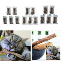 5 Package Cat Chew Sticks Teeth Grinding Chew Toys for Cat Kitten Kitty