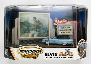 2002 Matchbox Elvis Presley Drive-In Collection Blue Hawaii Dodge Dart Phoenix