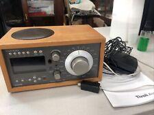 Sirius Tivoli Audio Model SATELLITE AM FM Table Radio