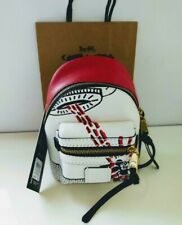 COACH Disney Mickey Mouse Keith Haring Academy Backpack 15 New with Tag