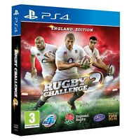 Rugby Challenge 3 PS4 Playstation 4 Brand New and Sealed