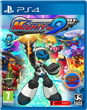 Mighty No.9 D1 Day One Edition PS4 Playstation 4 IT IMPORT DEEP SILVER