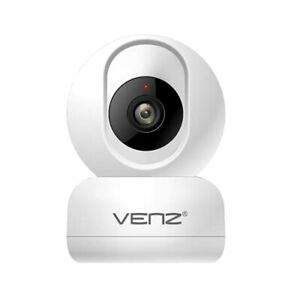 VENZ Home Wireless Security Indoor Camerawith 1080P HDMotion-TrackingNight Vi...