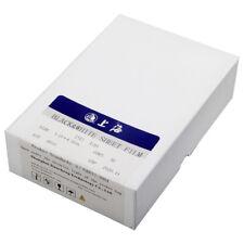 Shanghai GP3 3.25x4.25 3x4 3¼ x 4¼ B&W Negative Film ISO 100 50 Sheets 03-2023