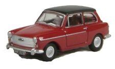 Oxford 76AA001 Austin A40 Mk11 Agata Rosso/Nero 1/76 Scala = 00 Gauge Nuova