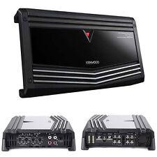New Kenwood KAC-8406 900 Watt 4-Channel Class AB Car Audio Power Amplifier Amp