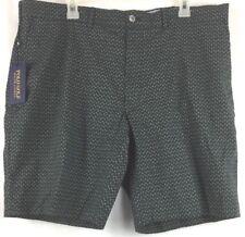 Polo Golf Ralph Lauren Men's Shorts Geometric Cotton Blend NEW $89 Size: 38