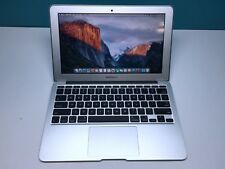 Apple MacBook Air 11 inch Mac Laptop Computer / 3 Year Warranty *Best Value* SSD
