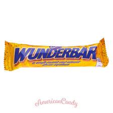 8x Cadbury's WUNDERBAR Erdnussbutter Riegel mit Karamel  CADBURY
