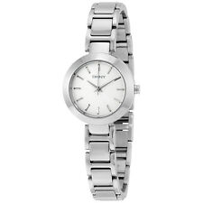 DKNY Stanhope Silver Dial Ladies Watch NY2398