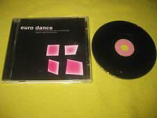 Euro Dance - The Beat Of Europe 2000 CD Album House Dance Technotronic Black Box