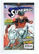 DC Comics THE NEW 52 Superboy #21 NM Aug 2013