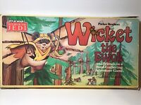 VINTAGE 1983 STAR WARS Return of the Jedi WICKET THE EWOK BOARD GAME *READ* - R3