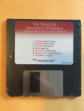 YAMANA Disklavier Floppy Disk - The Piano of Unlimited Potential