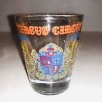 Circus Circus Las Vegas Shot Glass Casino Souvenir