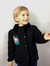 Official Disney Padded SPRING Jacket Boys Kids Pirates 3 - 4 Yrs B342