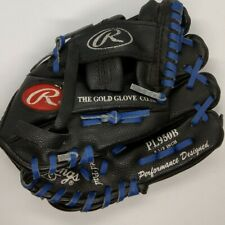 "Rawlings Pl950B Youth / T-ball Baseball Glove 9.5"" Left Hand Thrower"