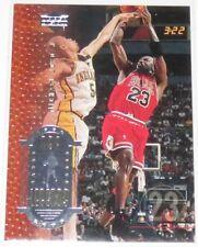 1999/00 Michael Jordan Bulls NBA Legends Upper Deck Basketball Feel Card #1 NM