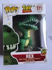 Funko pop toy story #171 rex figure movies pelicula toy toys figura coleccion tv