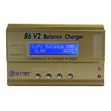 HTRC Imax B6 V2 80W Professional Digital Battery Balance Charger Discharger Well