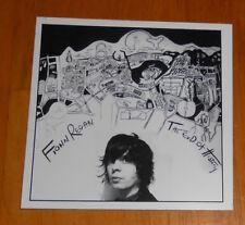Fionn Regan The End of History Sticker Original Promo (square) 3x3