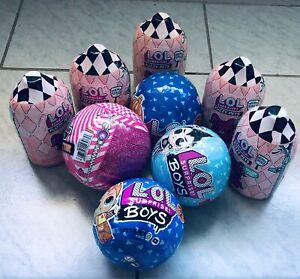 Lol L.O.L. 9 X Fuzzy Pets/ Boys/ Glitter Lol Dolls Surprise NEW & SEALED Toys