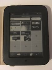 Nook Simple Touch Android E ink ebook reader Barnes & Noble with case bundle