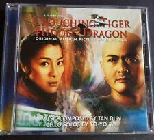 Crouching Tiger Hidden Dragon Soundtrack CD Like New Free Post