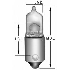 Map Light Bulb-Avant Rear Wagner Lighting 47830