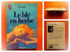 La blé en herbe -Colette -Roman J'Ai Lu N° 2
