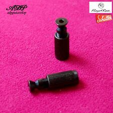 ANCHOR +STUD Set (2) pour FLOYD ROSE® Tremolo BLACK Schaller SC545.104.600 F090B